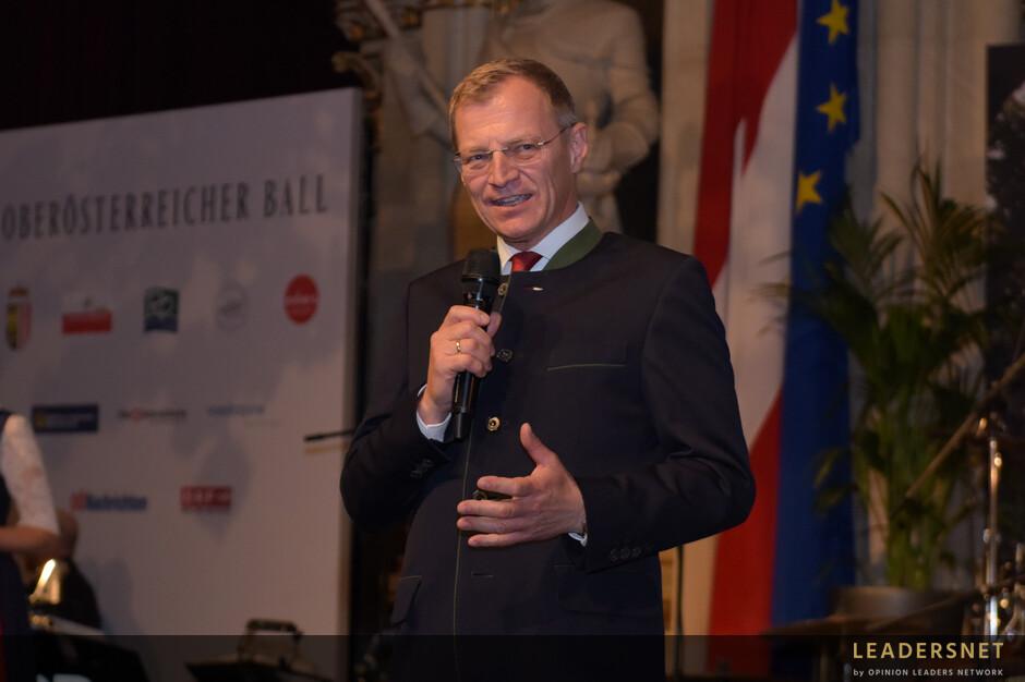 Oberösterreicher Ball 2019