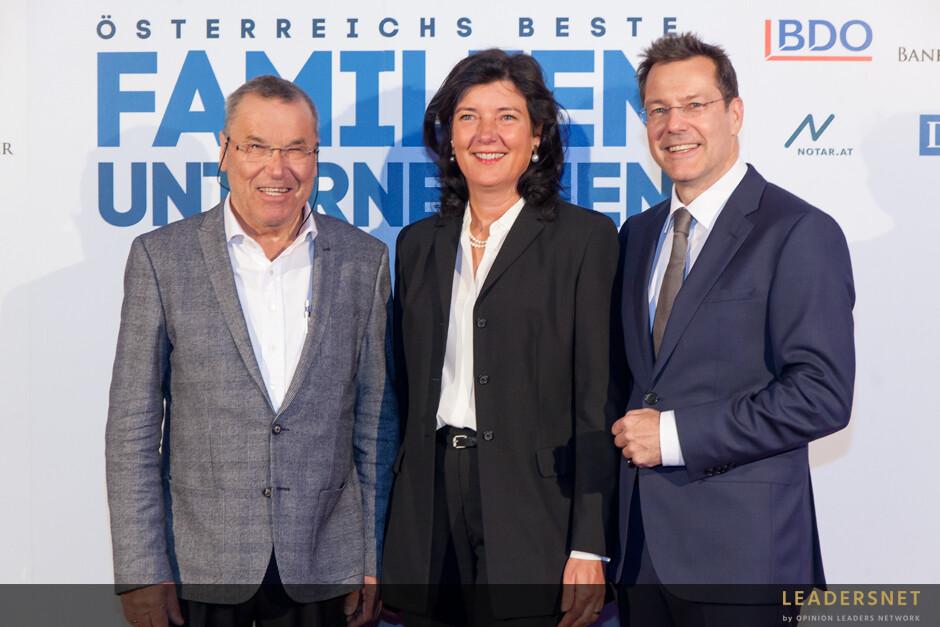 Österreichs beste Familien Unternehmen 2019