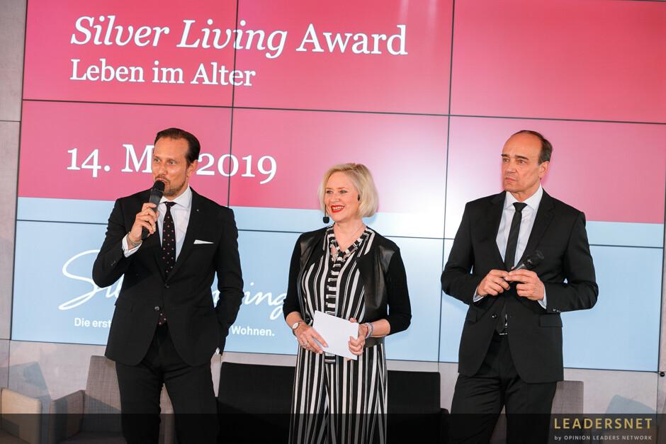SILVER LIVING AWARD 2019
