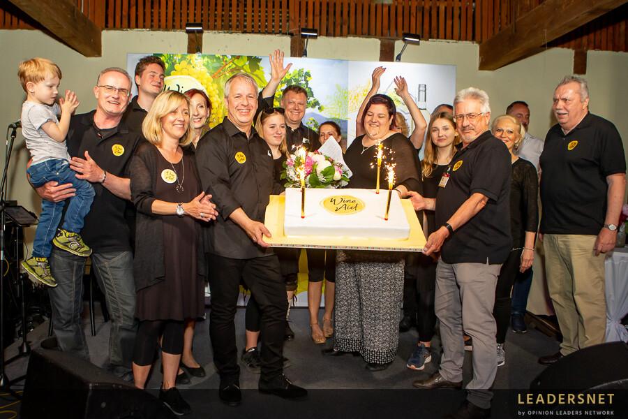 10 Jahre Wine Aid - Jubiläums Charity Heuriger - Teil 2