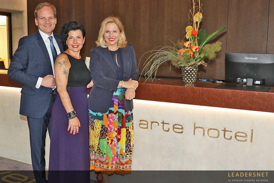 Eröffnung arte Hotel Salzburg