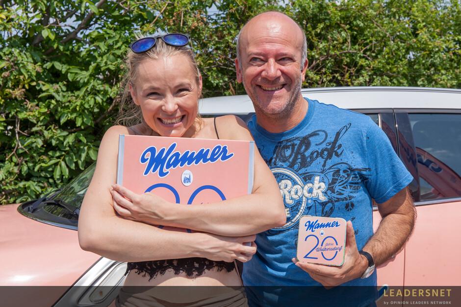 20 Jahre Manner am Standort Wolkersdorf