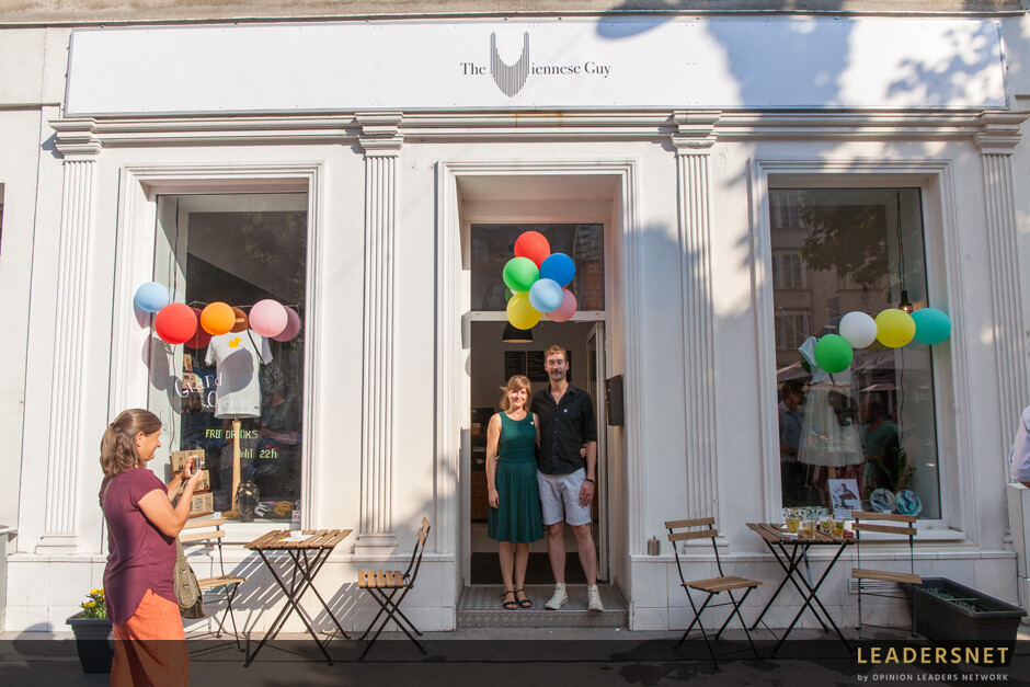 Grand Opening - The Viennese Guy