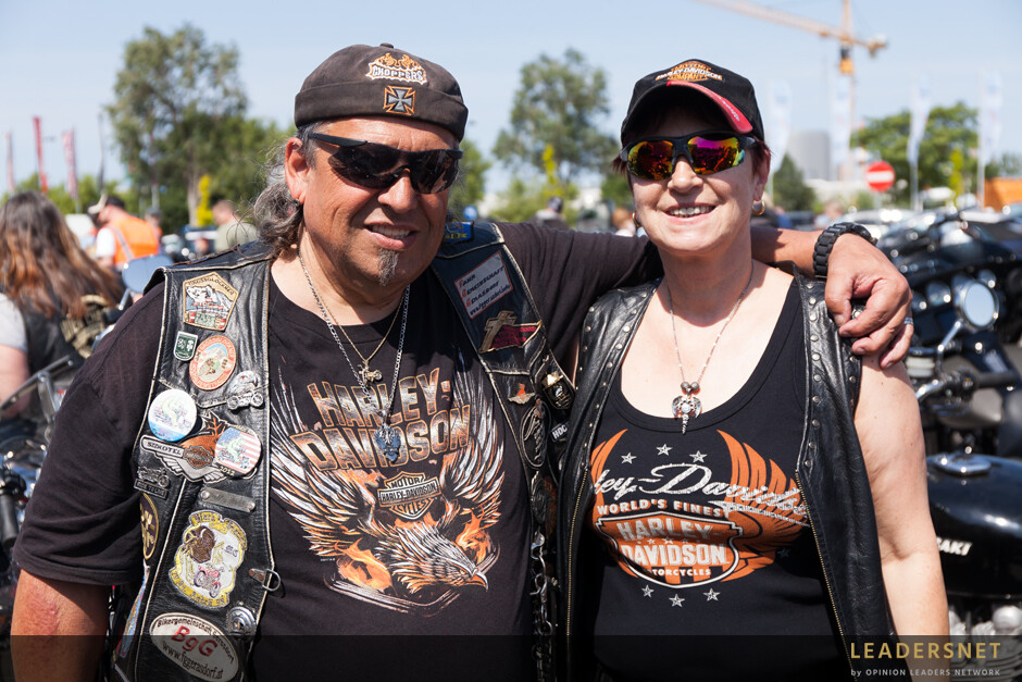 Harley Davidson Charity-Tour 2019