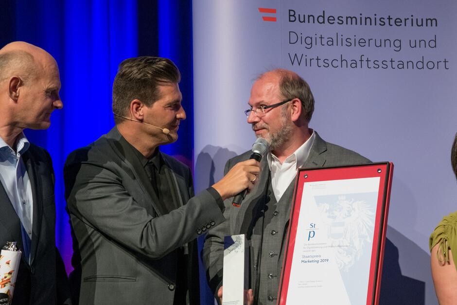 Staatspreis Marketing