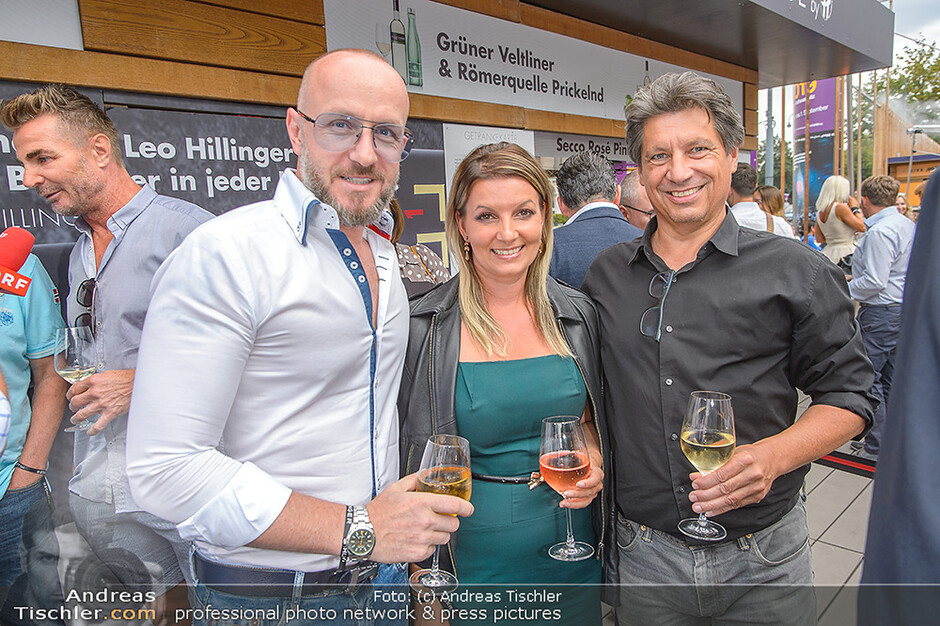 Hill Lounge Opening