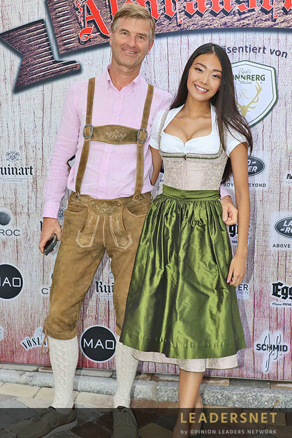 Rosis Almrauschparty 2019