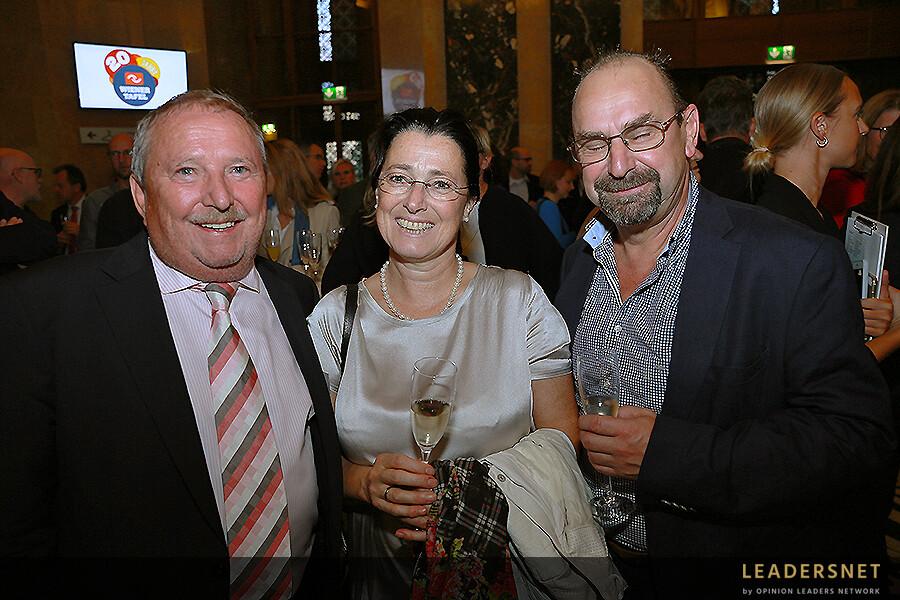 20 Jahre Wiener Tafel