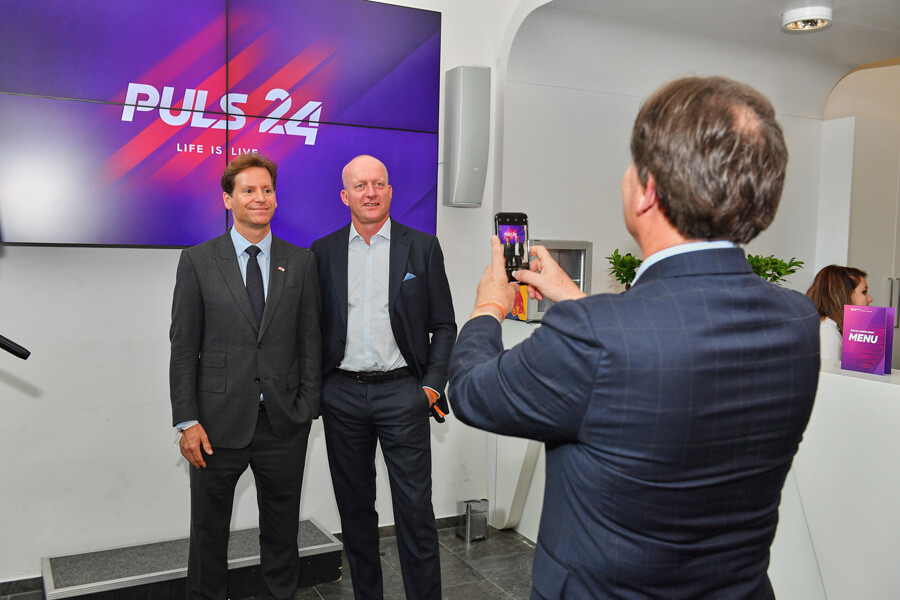 Puls 24 Release Event