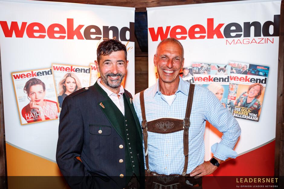 Weekend Gaudi - Champagner Alm Wiener Wiesn 2019