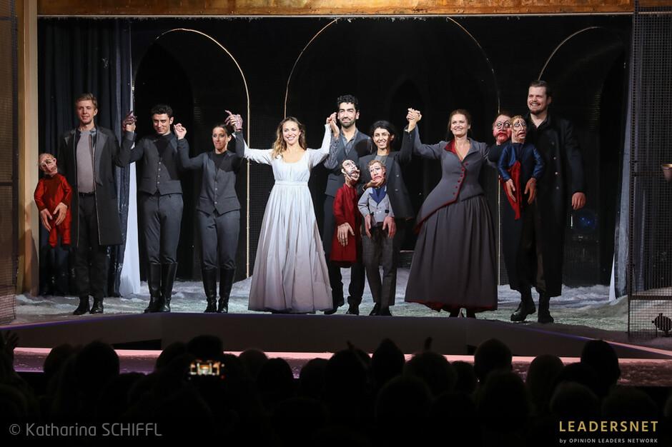 Premiere Faust in der Wiener Kammeroper