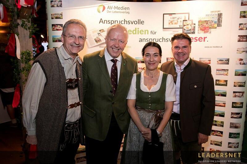 """""""Genuss in Stadt & Land"""" – Die 5. Nacht der Landwirtschaft am Wiener Wiesn-Fest"""