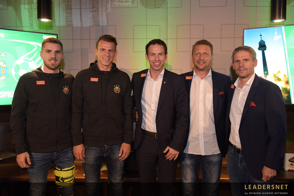 SK Rapid Spielverlagerung powered by Blaguss