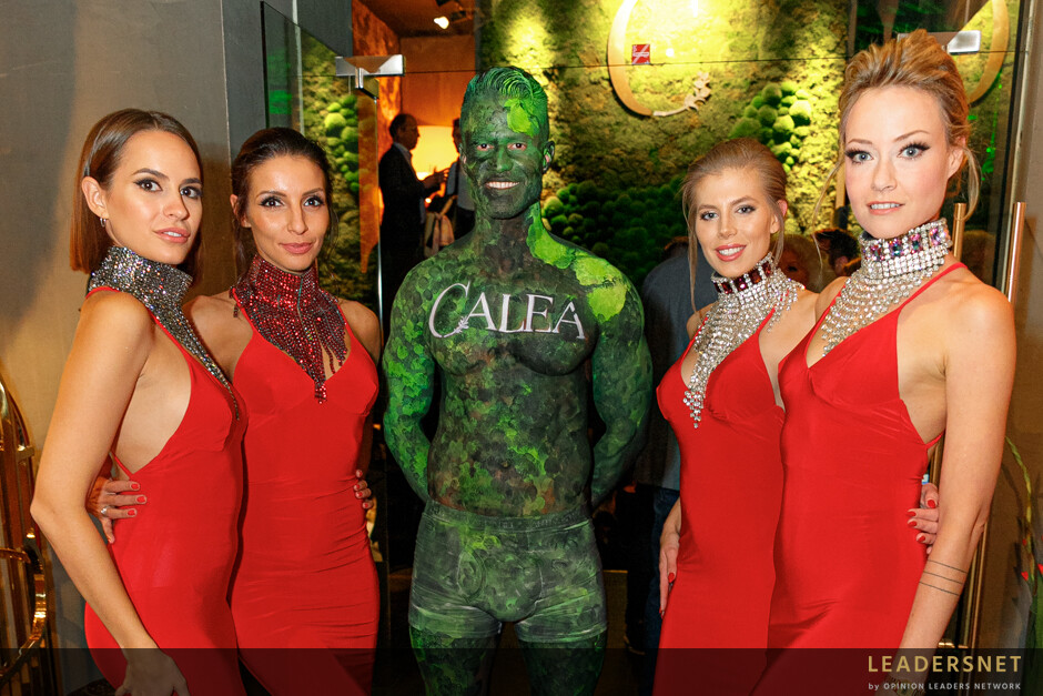CALEA - Wiens neuer Dinner-Club