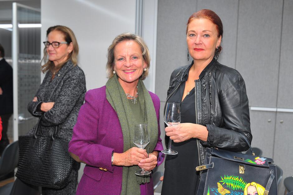 Club Cuvee mit Bundeskanzlerin Brigitte Bierlein