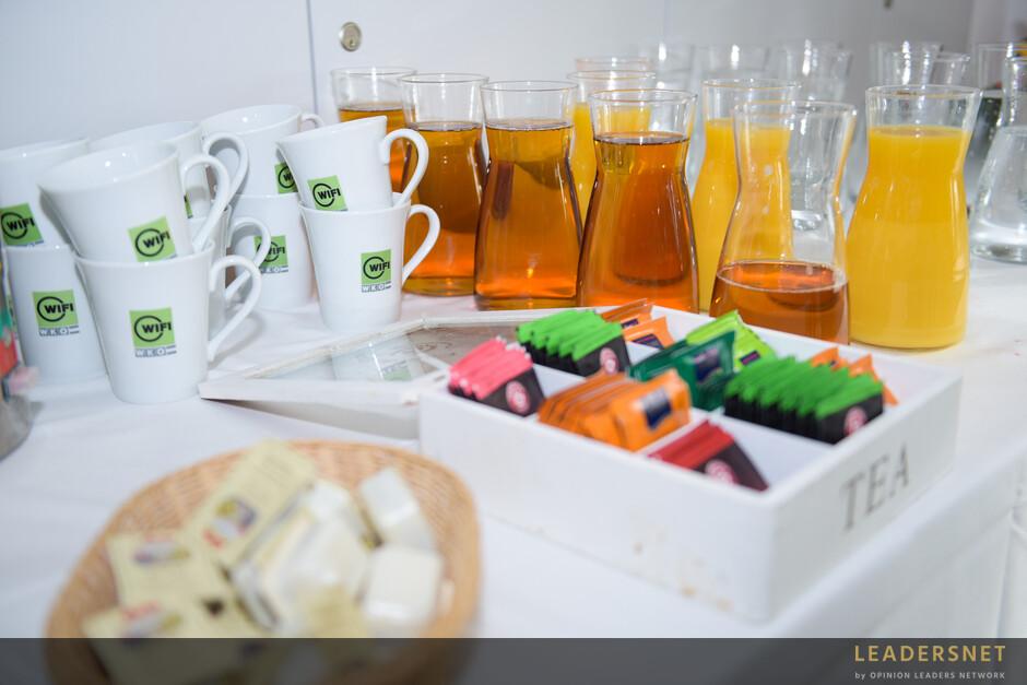 Business Breakfast - WIFI Wien