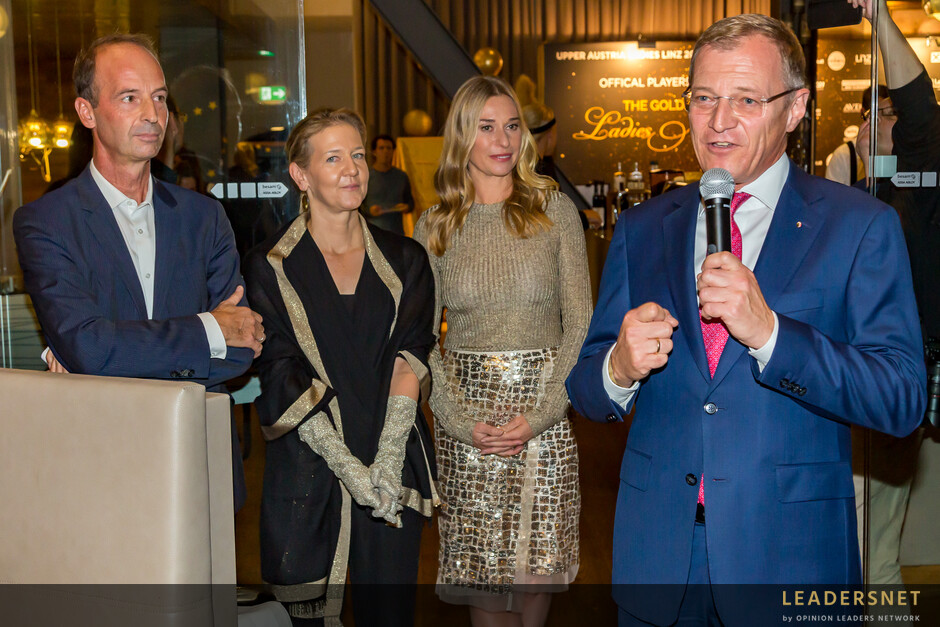 Upper Austria Ladies Linz 2019 - Players Party