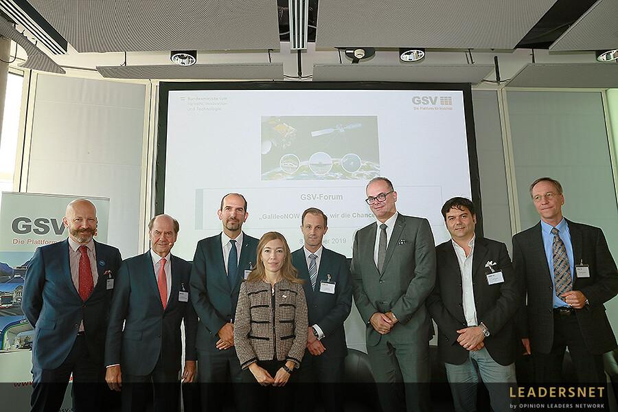 """GSV-Forum - """"GalileoNOW – nützen wir die Chancen!"""""""