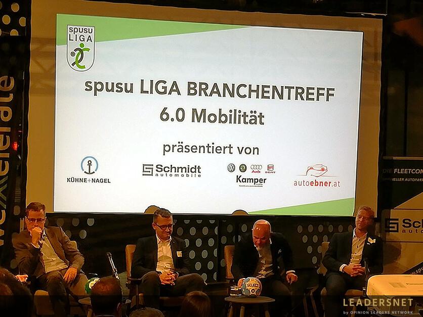 spusuBusinessClub - Mobilität
