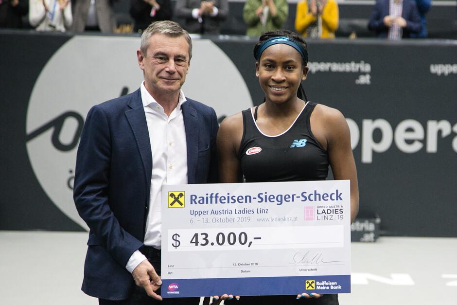 Upper Austria Ladies Linz 2019 - Finale