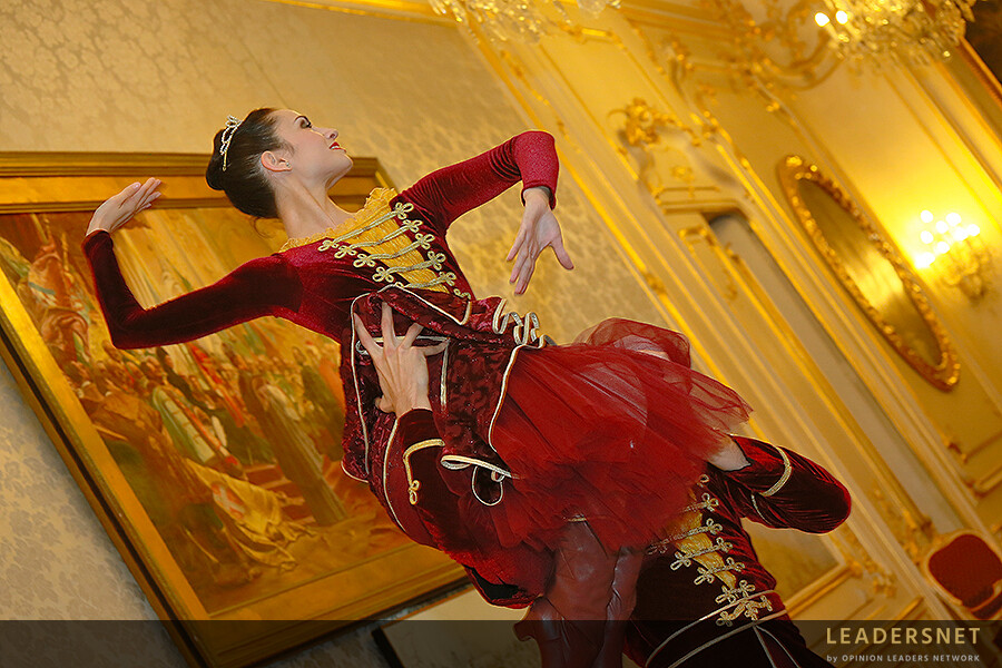 CHARITY SOIRÉE des Ballettclub Wiener Staatsoper & Volksoper