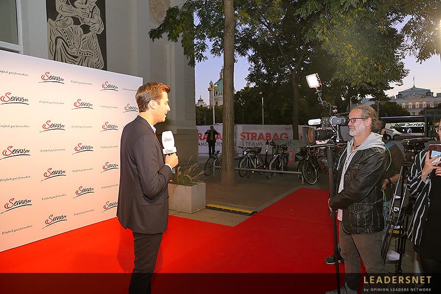 """ServusTV Premierenfeier: """"Meiberger – Im Kopf des Täters"""" – Die neue Staffel"""