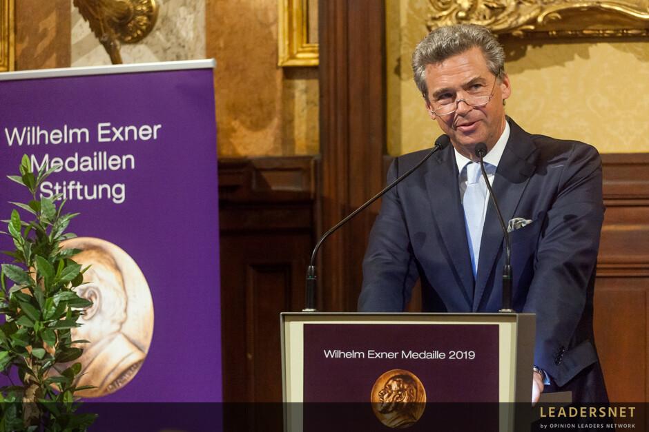 Wilhelm Exner Gala - ÖGV