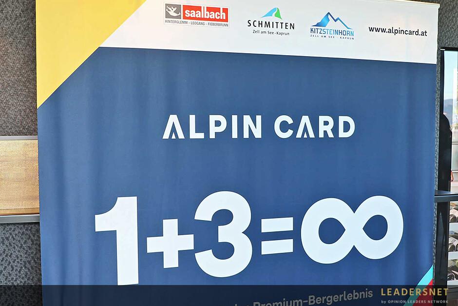 PRESSEGESPRÄCH: Neuer Ticketverbund Ski ALPIN CARD