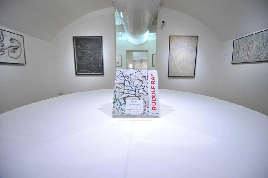 Rudolf Ray - Maler zwischen Welten