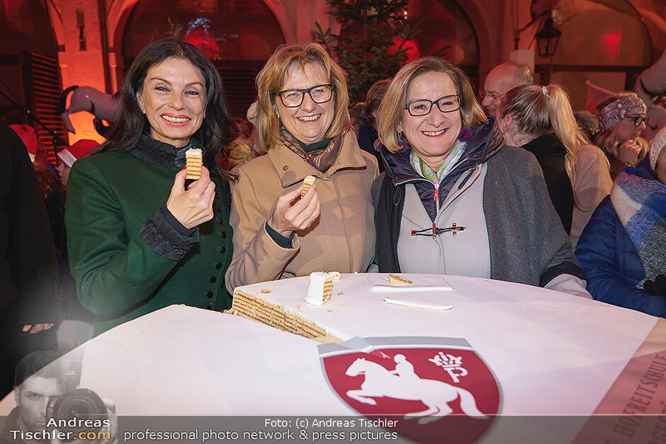 Advent in der Stallburg