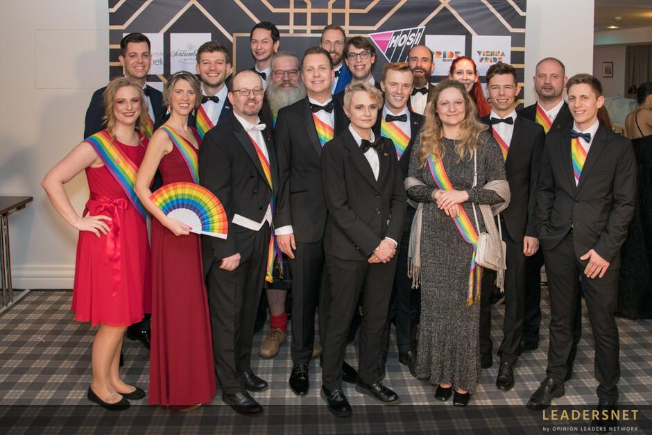 23. Wiener Regenbogenball 2020