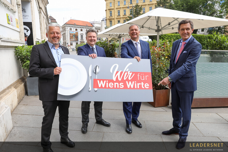 Pressetermin: Wiedereröffnung der Wiener Gastronomie