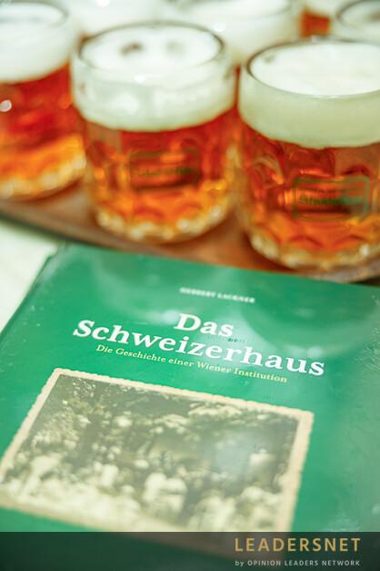 Pressegespräch: 100. Saison von Familie Karl Kolarik im Schweizerhaus