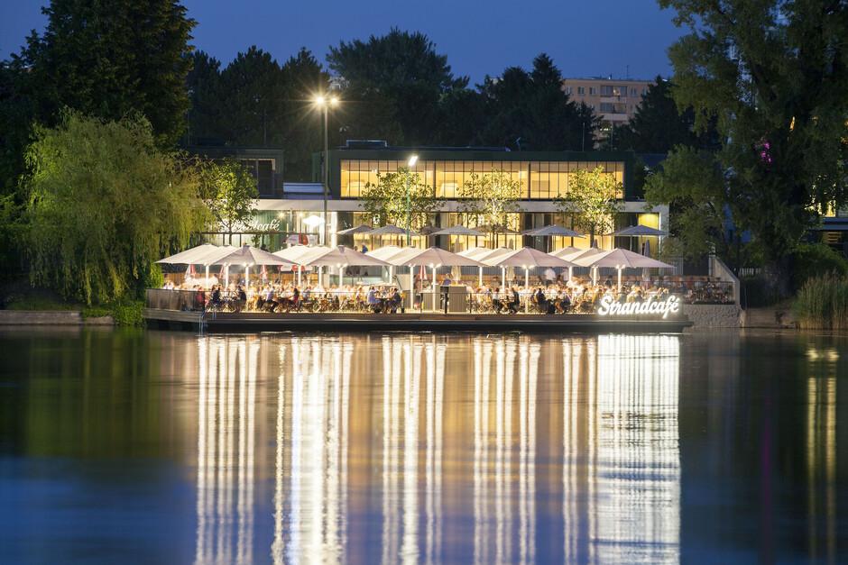 Strandcafé an der Alten Donau Opening