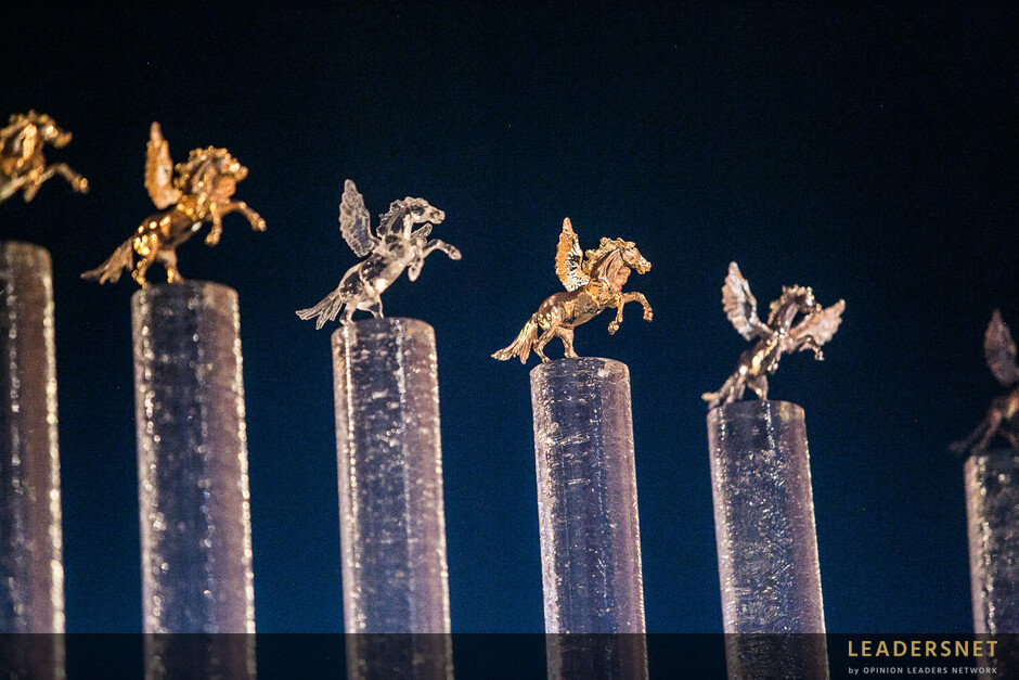OÖN Pegasus Verleihung