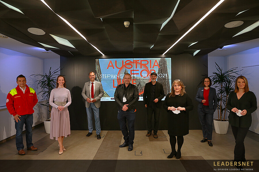 Pressekonferenz: Startschuss für Initiative Austria for Life