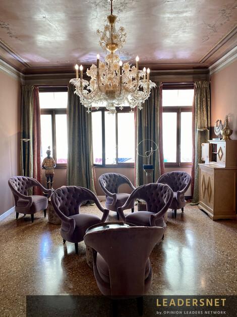 Boutique Hotel Heureka in Venedig