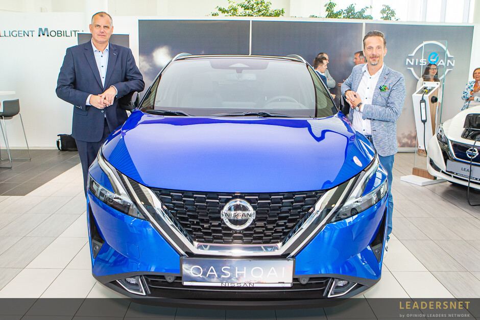 Eröffnung des Nissan Schauraums  - MVC Wien-Nord