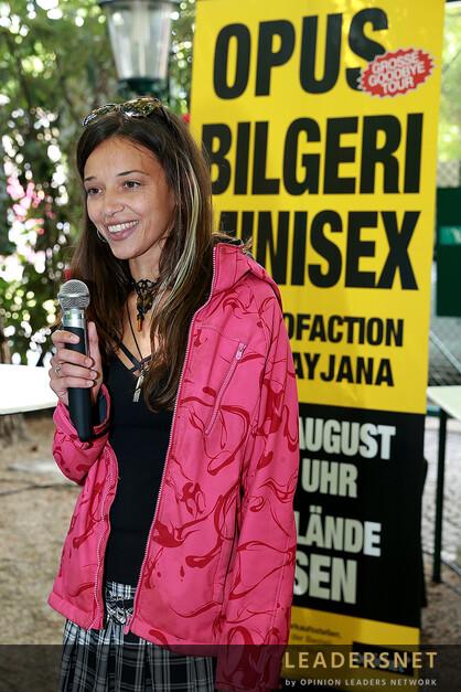 Opus und Bilgeri sagen Goodbye mit Minisex und Brofaction im Schweizerhaus