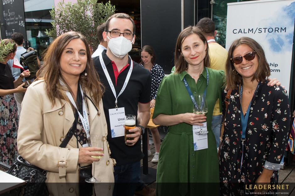 Calm/Storm Ventures' Post Pandemic Party
