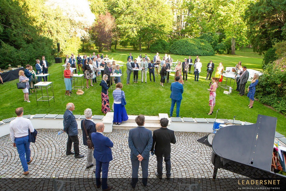Sommerfest des Juristenverbandes