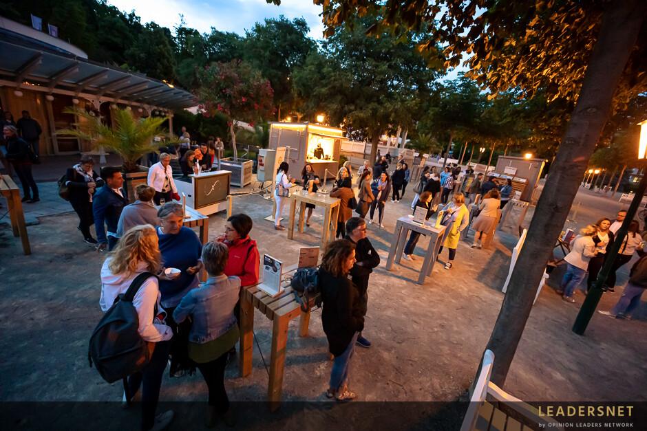 Stadt:Kultur Kurpark Baden  - Manuel Rubey – Goldfisch
