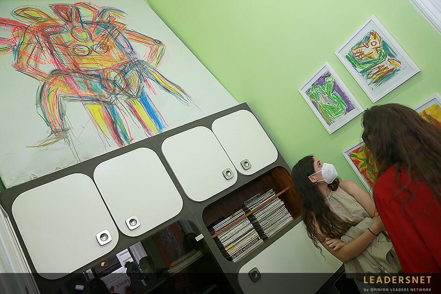 Eröffnung Galerie Soldo