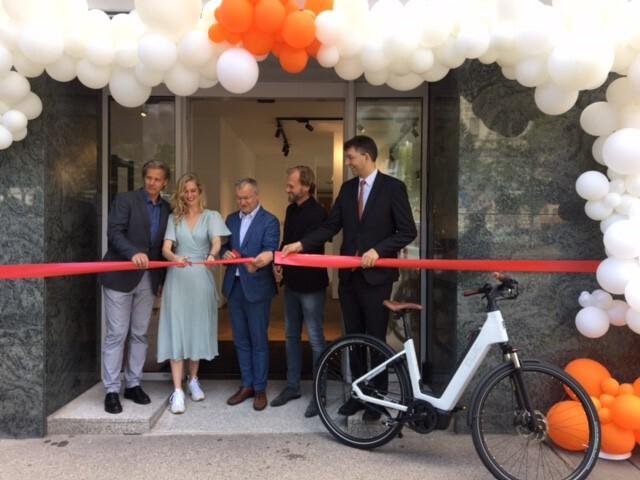 Eröffnung QWIC Experience Center Wien Teil 1