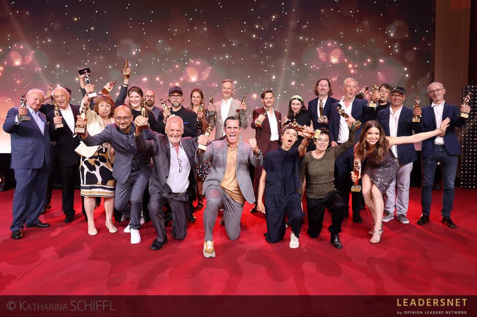 KURIER ROMY Branchenfest 2021 - Verleihung