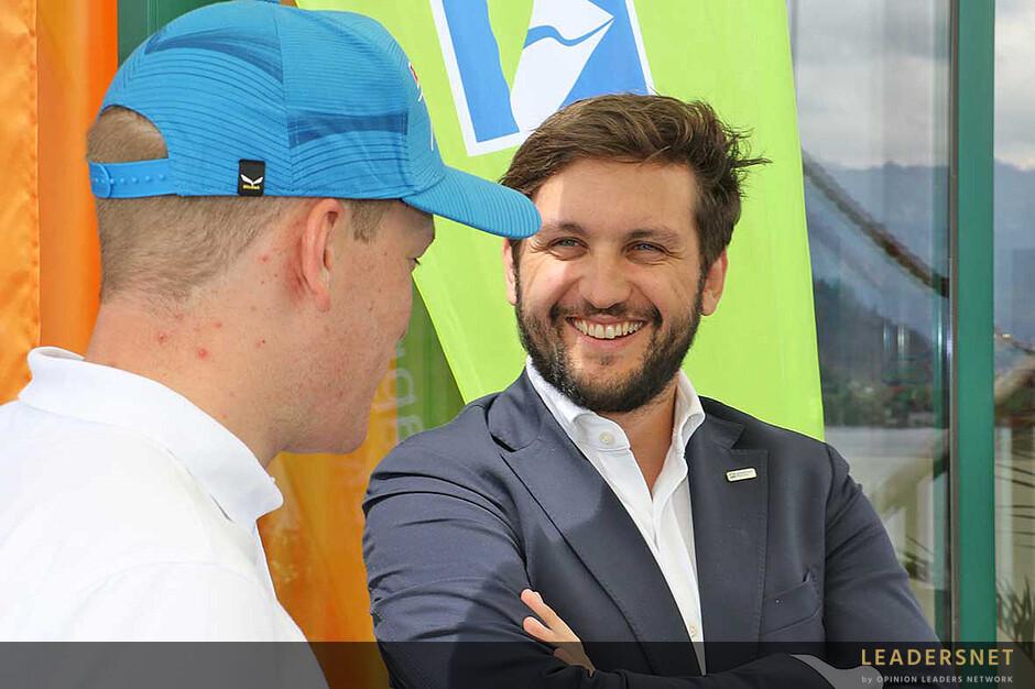 Zell am See - Kaprun Tourismus: Red Bull X-Alps Pressekonferenz