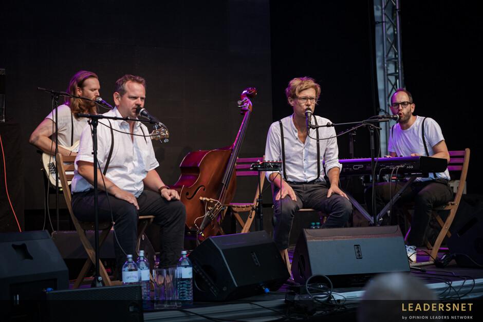 Stadt:Kultur Kurpark Baden  -  5/8erl in Ehr´n – Konzert