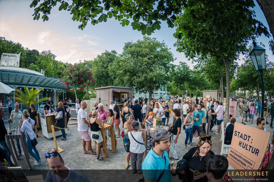 Stadt:Kultur Kurpark Baden  - Voodoo Jürgens – Konzert