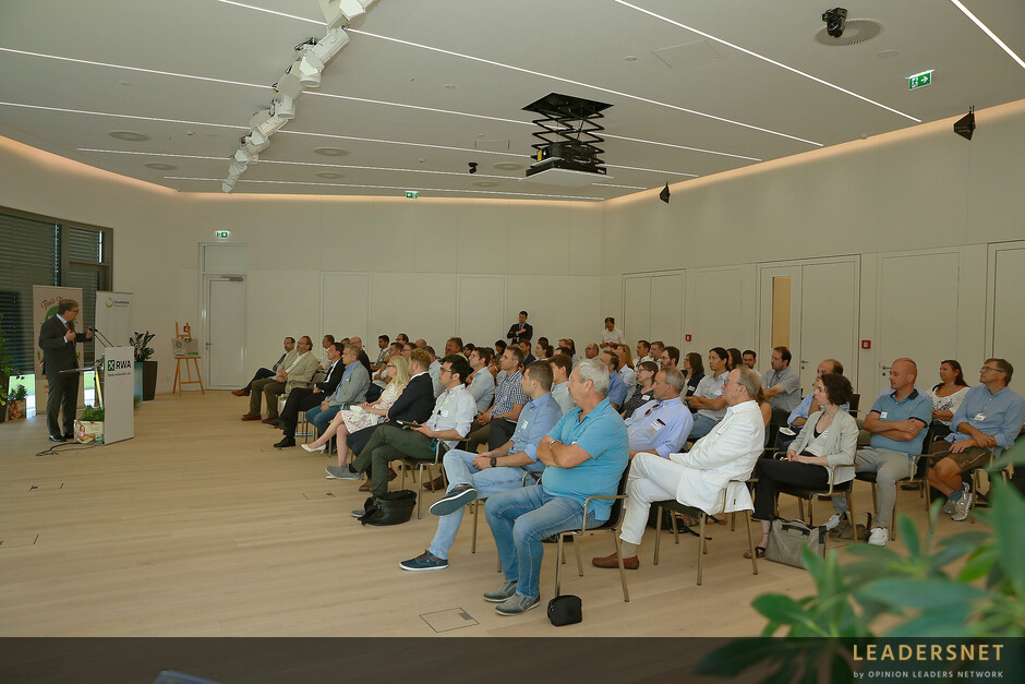 Der traditionelle Feldtag der GoodMills Österreich Academy