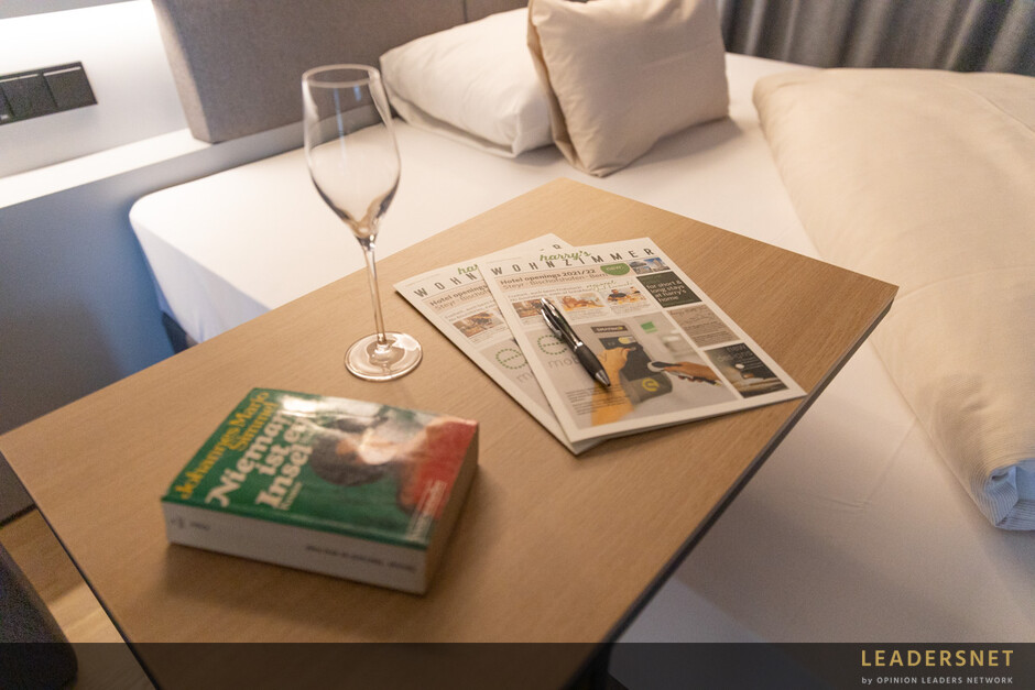 Hoteleröffnung harry´s home